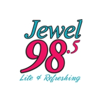 Logo of radio station CJWL The Jewel 98.5