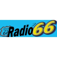 Logo of radio station 66 Radio