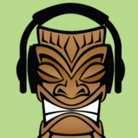 Logo of radio station The TikiPod