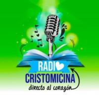 Logo of radio station Cristomicina Radio Ecuador
