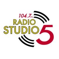 Logo de la radio Studio 5