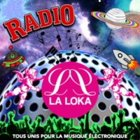 Logo of radio station RADIO LA LOKA 100% ELECTRO