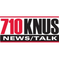 Logo of radio station 710 KNUS