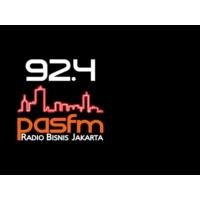 Logo de la radio Pas FM 92.4 Surabaya