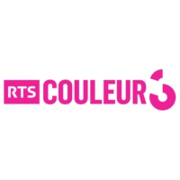 Logo of radio station RTS Couleur 3