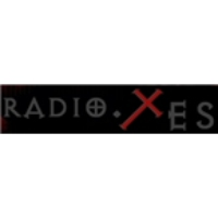 Logo of radio station XES Metal