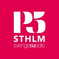 Logo of radio station Sveriges Radio - P5 STHLM