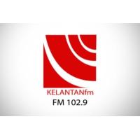 Logo of radio station KELANTAN fm 102.9