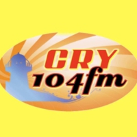 Logo of radio station CRY 104FM