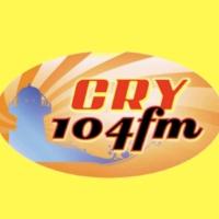 Logo de la radio CRY 104FM