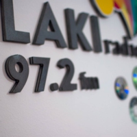 Logo of radio station Laki Radio