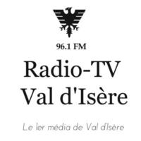Logo of radio station Radio Val d'Isère 96.1