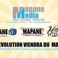 Logo of radio station MapaneMedia_TV