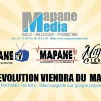 Logo of radio station MapaneMedia_TV