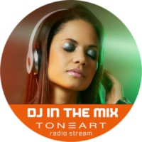 Logo of radio station TONEART Radio - DJ In The Mix