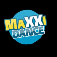 Logo of radio station Maxxidance