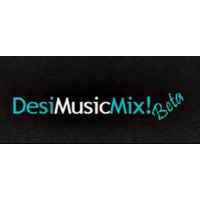 Logo of radio station Desi Music Mix