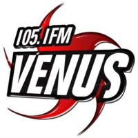 Logo of radio station Venus FM