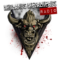 Logo de la radio Midlands Metalheads