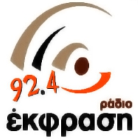 Logo of radio station Ekfrasi FM