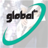 Logo of radio station Global FM 98.2 FM