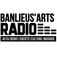 Logo of radio station Banlieus'Arts Radio