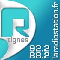 Logo of radio station R'Tignes