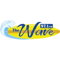 Logo of radio station WAVD 97.1 The Wave
