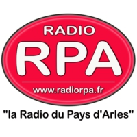 Logo of radio station RPA Radio du Pays d'Arles