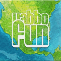 Logo of radio station HabboFun Radio