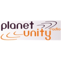 Logo of radio station Planet Unity Radio