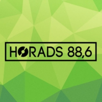 Logo of radio station HoRadS