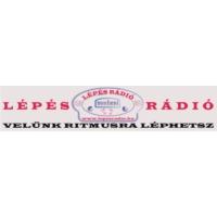 Logo of radio station Lépés Rádió