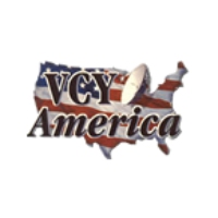 Logo of radio station WVCY America 107.7 FM