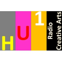 Logo of radio station HU1 Radio