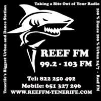 Logo of radio station Reef Fm