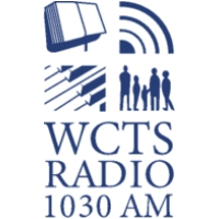 Logo de la radio WCTS The Bible Station 1030 AM