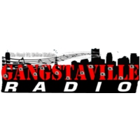 Logo of radio station Gangstaville radio