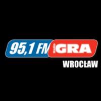 Logo of radio station Radio Gra Wrocław