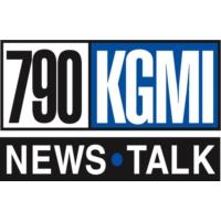 Logo of radio station KGMI 790