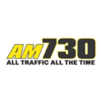 Logo of radio station AM 730