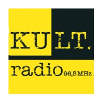 Logo de la radio KULT Radio 96,5 FM