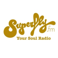 Logo of radio station Superfly FM