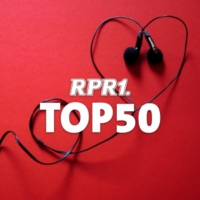 Logo of radio station RPR1 Top 50