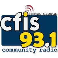 Logo of radio station 93.1 CFIS FM