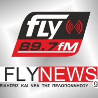 Logo of radio station Flynews
