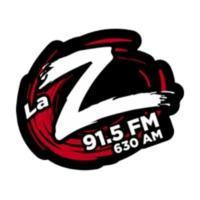 Logo of radio station XECCQ La Z 91.5 FM