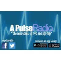 Logo of radio station A Pulse Radio