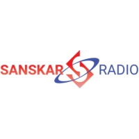 Logo of radio station Sanskar Radio