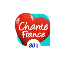 Logo de la radio Chante France 80's